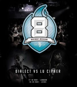 Dont Flop 8 Birthday Weekend
