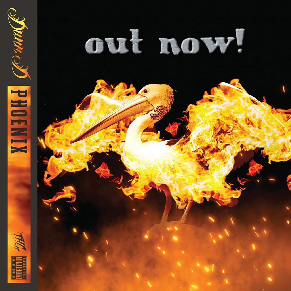 Dunn D Phoenix Album Cover Available to Buy