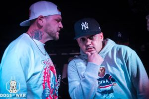 Dunn D v Cortez Dogs of War Photography Real Talk 2017