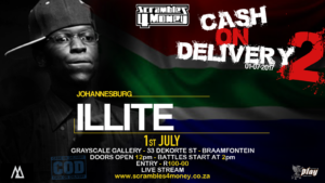 Illite Cash on Delivery 2 Scrambles 4 Money