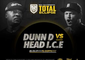 Real Talk Battles Total Eclipse Head Ice vs Dunn D 2017