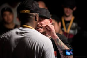 Real Talk Battles Total Eclipse Dunn D v Head Ice 2017 Dwayne Bridgland Photography 3
