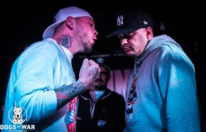 Dunn D v Cortez Dogs of War Photography Real Talk Melbourne