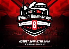 KOTD World Domination 6 Poster