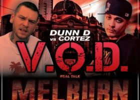 REAL TALK Melbourne 2017 December 2 Dunn D v Cortez VOD