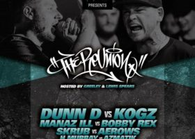 The Reunion 2018 Dunn D v Kogz Melbourne August