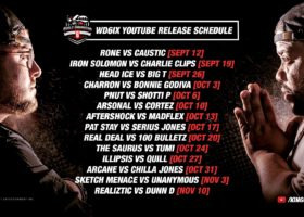 WD 6ix Youtube Release Schedule
